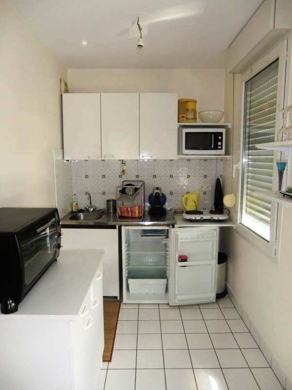 Rental apartment Courcouronnes 527€ CC - Picture 2