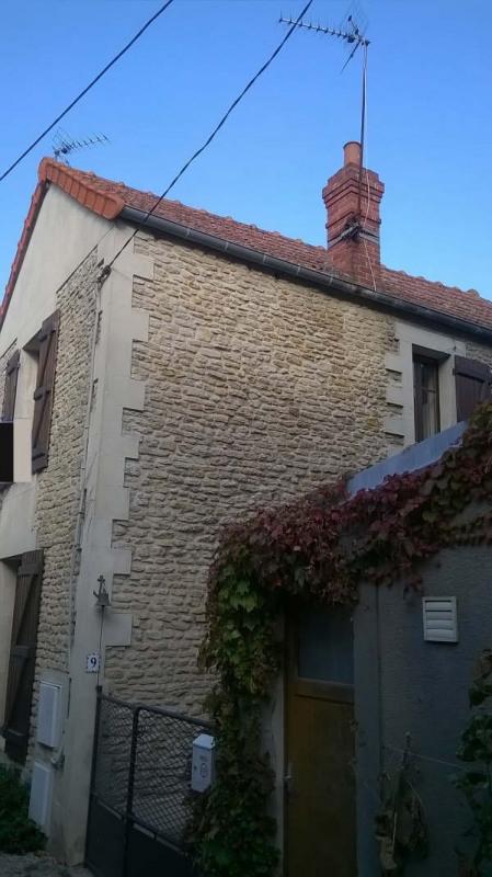 Vente maison / villa Bernieres sur mer 138700€ - Photo 1