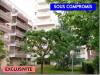 2pièces - 46 m² Secteur Parc Ste Marie - Cité judiciare. Au fond d'une impasse et au calme, dans une résidence avec ...
