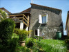Stone-built property 4 rooms Bourlens