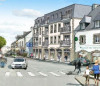 Sale - Apartment 3 rooms - 71 m2 - Fouesnant - Rue de Cornouaille - Photo