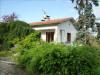 Maison semi enterrée Valeilles