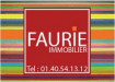 FAURIE IMMOBILIER