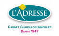 L'ADRESSE CHAROLLOIS IMMOBILIER