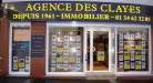 Agence des clayes