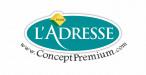 L'adresse concept premium