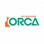 Logo agence LES MAISONS ORCA