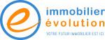 Logo agence IMMOBILIER EVOLUTION