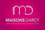 Logo agence MAISONS DARCY