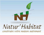 Logo agence NATUR HABITAT