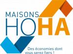 Logo agence Maisons HO HA