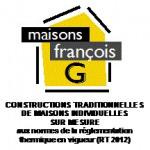 Logo agence MAISONS FRANCOIS G