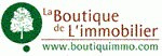 Boutique de l'immobilier