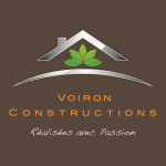Logo agence VOIRON CONSTRUCTIONS