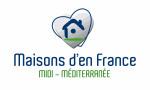 Logo agence MAISONS D'EN FRANCE MIDI-MÉDITERRANÉE SALON