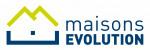 Logo agence Maisons Evolution