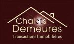 logo CHALETS & DEMEURES