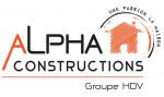 Logo agence ALPHA CONSTRUCTIONS ST ANDRE DE CUBZAC