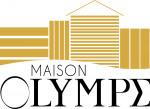 Logo agence MAISON OLYMPE