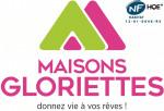 Logo agence MAISONS LES GLORIETTES