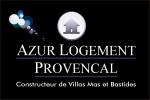 Logo agence AZUR LOGEMENT PROVENCAL