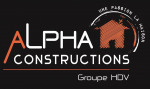 Logo agence ALPHA CONSTRUCTIONS
