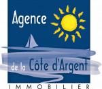 logo Agence de la côte d'argent