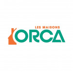 Logo agence Maison orca