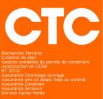 Logo agence Maisons CTC