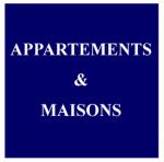 Appartements et maisons