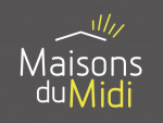 Logo agence MAISONS DU MIDI
