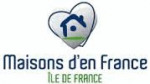 Logo agence MAISONS D'EN FRANCE - ILE DE FRANCE