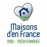 logo Maison d'en france midi mediterannee salon