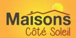 Logo agence maisons coté soleil
