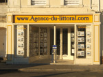 Agence l'immobiliere du littoral