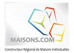 Logo agence maisons.com