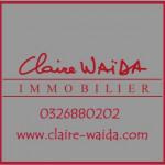 Claire waida immobilier