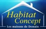 logo Habitat concept