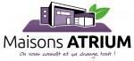 Logo agence Maisons ATRIUM