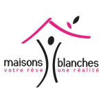 Logo agence MAISONS BLANCHES