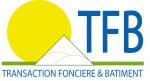 Logo agence Transactions Foncières et Bâtiments