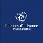Logo agence MAISONS DEN FRANCE NOUVELLE AQUITAINE