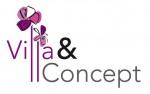 Logo agence VILLA & CONCEPT