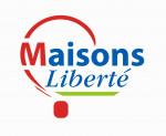 Logo agence MAISONS LIBERTE