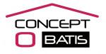 Logo agence SARL CONCEPT O BATIS