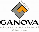 Logo agence GANOVA CONSTRUCTION