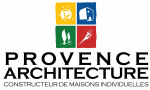 Logo agence PROVENCE ARCHITECTURE