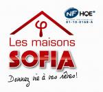 Logo agence MAISONS SOFIA