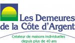 Logo agence Les demeures de la côte d'Argent