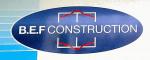 Logo agence BEF CONSTRUCTIONS